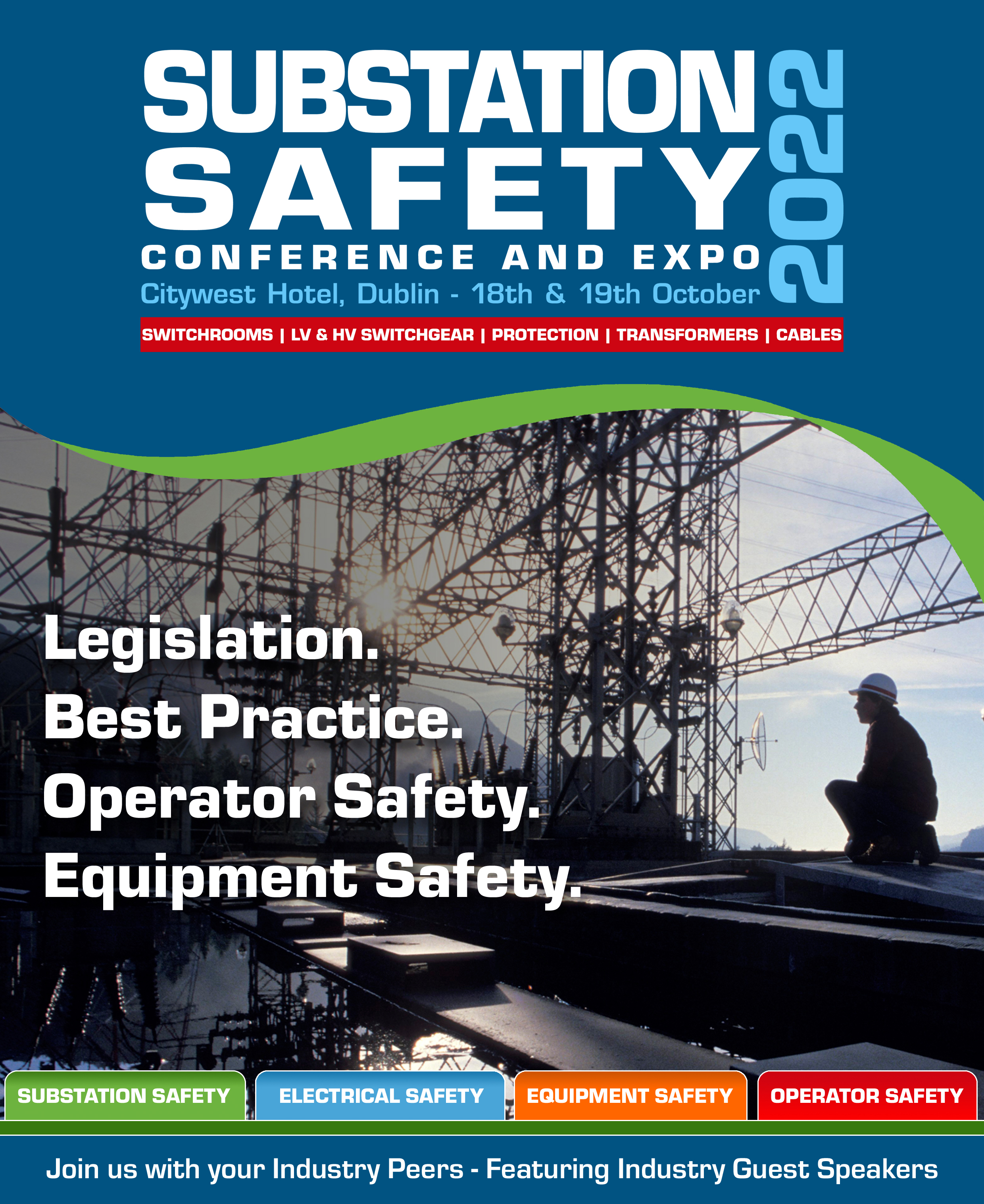Substation Safety Expo 2021 Prospectus