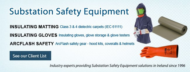 Substation Safety Equipment, Switchroom Safety & Electrical Safety