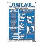 CATU First Aid Sign