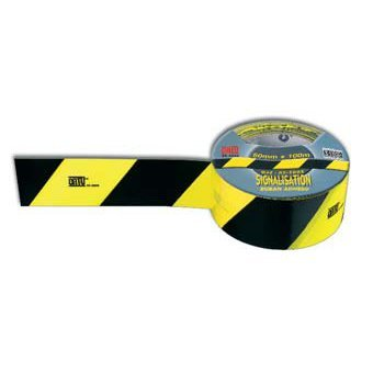 CATU Safety Adhesive Tape (B/Y)