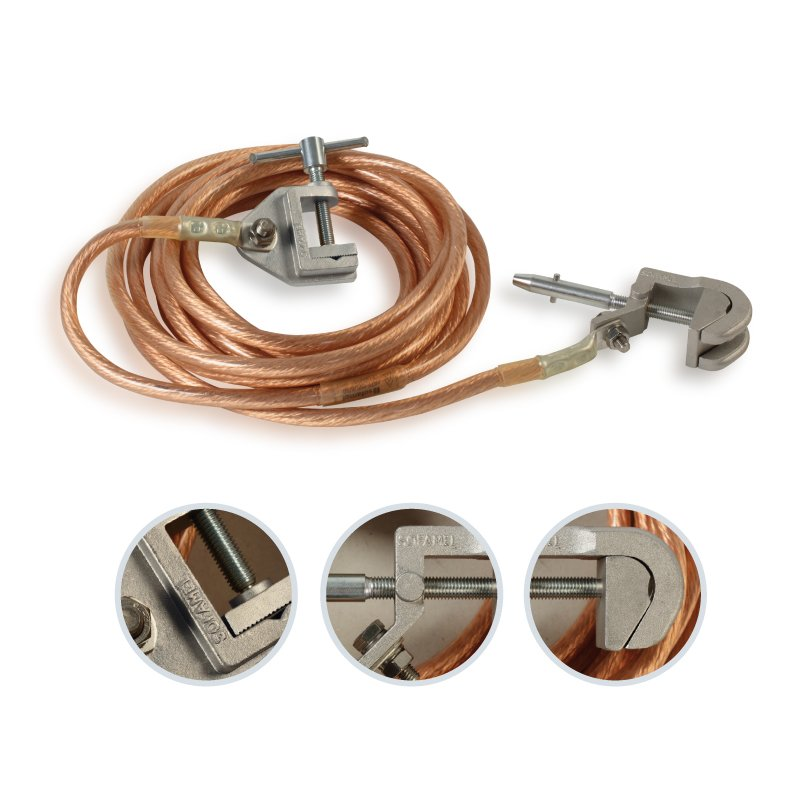 Customized Earthing Kit