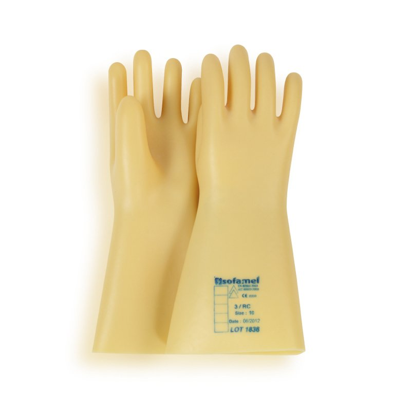 Sofamel Dielectric Gloves