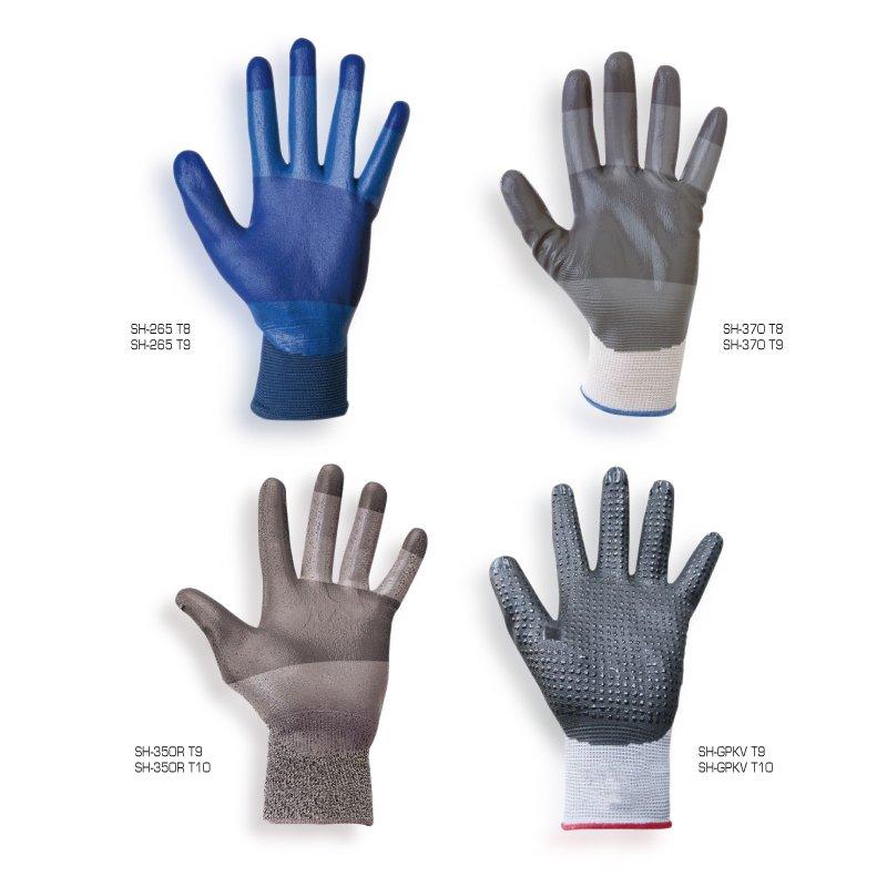 Sofamel Mechanical Protection Gloves