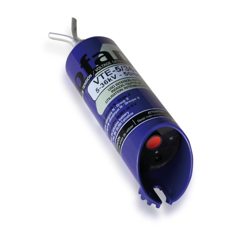 Sofamel VTE-5/36U, 5 to 36kV High Voltage Detector