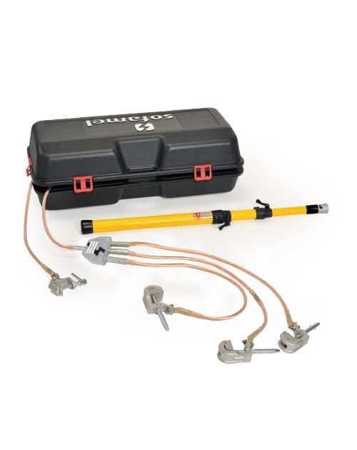 Sofamel PATC-MPUB/5050 Short Circuiting & Earthing Kit