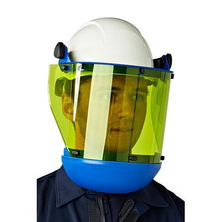 Arc Rated Helmet & Visor 25 cal/cm²