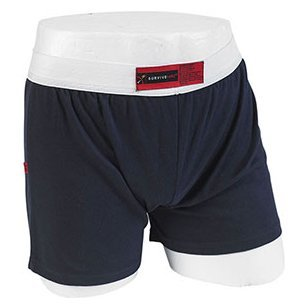 Knitted Boxer Shorts 10.9 cal/cm²
