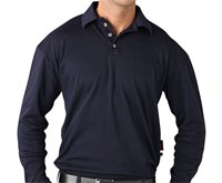 Knitted Polo Shirt 10.9 cal/cm²