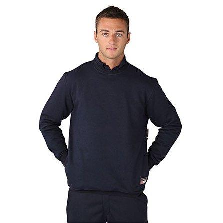 Knitted Round Neck Sweatshirt 21.8 cal/cm²