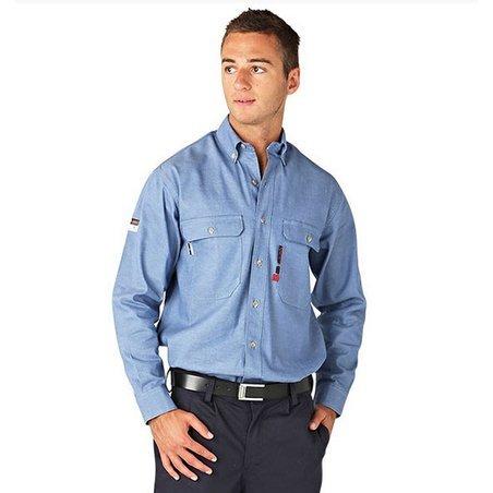 Shirt – Chambray 8.3 cal/cm²|Shirt – Chambray 8.3 cal/cm²|Shirt – Chambray 8.3 cal/cm²|Shirt – Chambray 8.3 cal/cm²