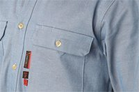 Shirt – Chambray 8.3 cal/cm²