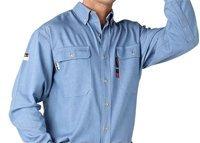 Shirt – Denim 8.5 cal/cm²