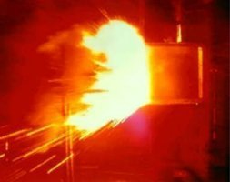 Arc Flash - Confined Flash