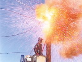 Arc Flash - Open Flash