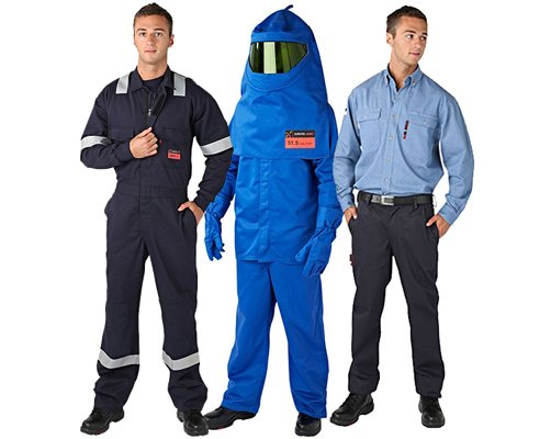 1d235c595fea How to tell the difference Between Arc Rated (AR) and Flame Resistant (FR).  Survive Arc Clothing