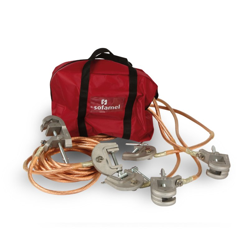 Sofamel PAT-MPL Earthing Kit|