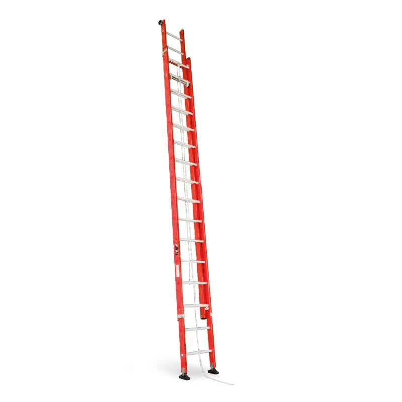 Sofamel Two Section Extendable Ladder With Cord