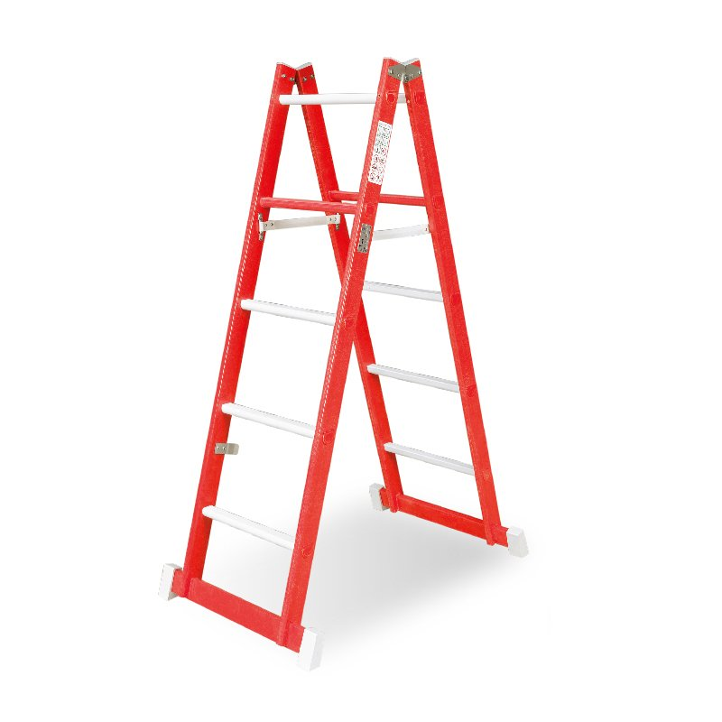 Sofamel Double Rung Small Ladder