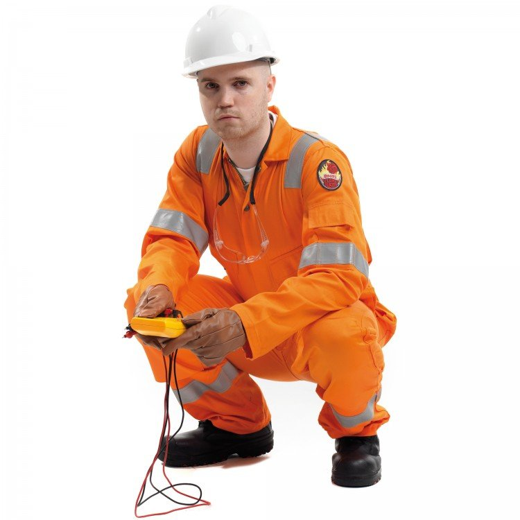 ROOTS FLAMEBUSTER NORDIC COVERALL - Class 1, 8.1 CAL/CM²