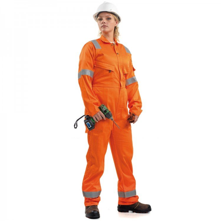 ROOTS FLAMEBUSTER NORDIC WOMEN'S COVERALL - Class 1, 8.1 CAL/CM²