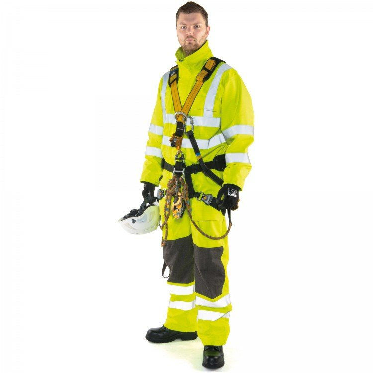 ROOTS STORMBUSTER CLASSIC WATERPROOF COVERALL - Class 2, 25.9 CAL/CM²