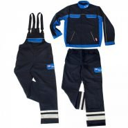 BSD COMFORT ARC FLASH JACKET, DUNGAREES AND TROUSERS – 22.0 CAL/CM² – CLASS 2