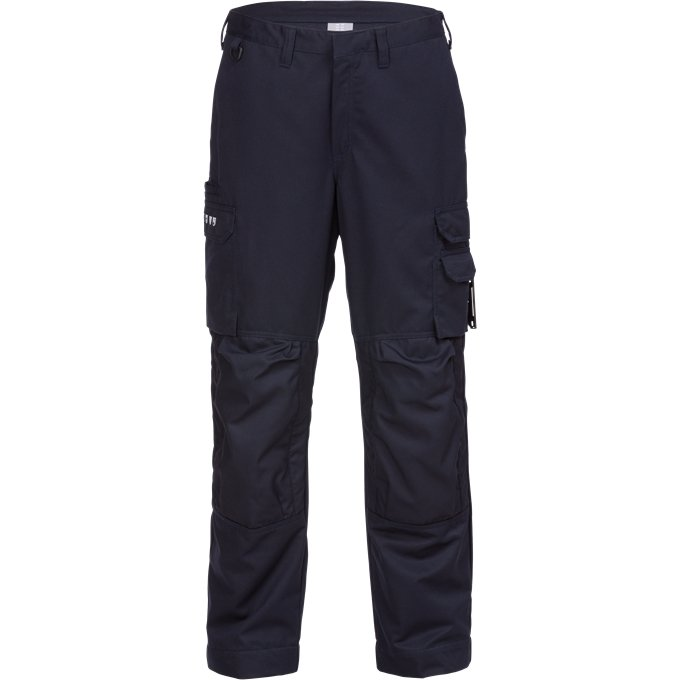 FRISTADS Trousers 2144 ATHS Dark Navy - Class 1, 10,5 cal/cm<sup>2</sup>