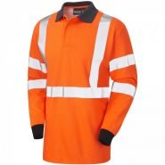 PROGARM 5290 ORANGE ARC POLO SHIRT, Class 1