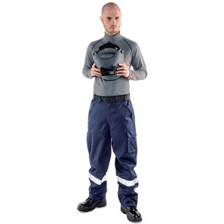 ROOTS MULTI PROTECTOR ALL WEATHER TROUSERS - Class 2, 45.69 CAL/CM²