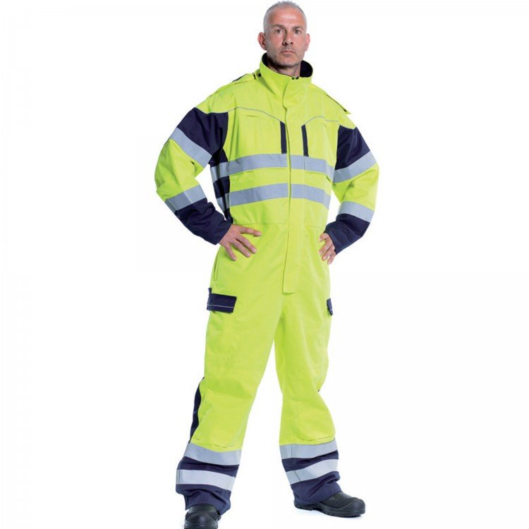 ROOTS STORMBUSTER XTREME WATERPROOF OVERALL - 35.2 CAL/CM²