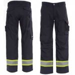 TRANEMO 6021 81 NON-METAL ARC FLASH TROUSERS – Class 1, 9.5 CAL/CM²