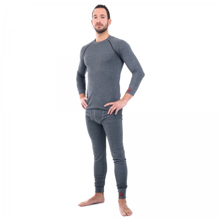 ROOTS ARC RATED MENS UNDERWEAR SHIRT LONG SLEEVE AND LONG JOHNS - 4.8 CAL/CM²