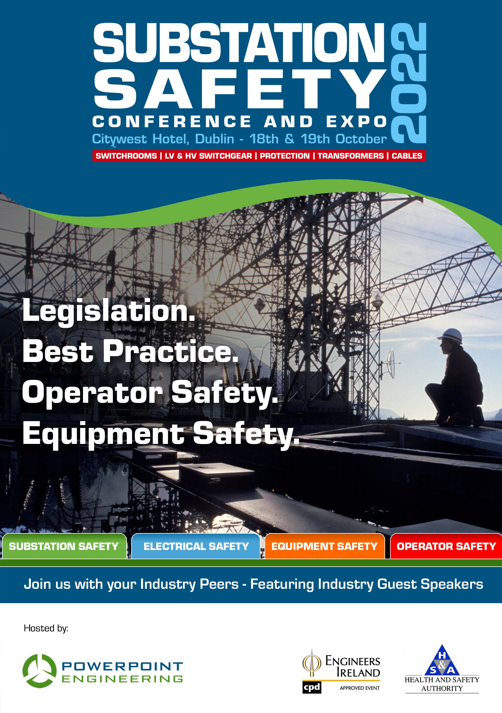 Substation Safety Conference and Expo 2022